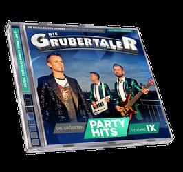 CD - DIE GRÖSSTEN PARTYHITS – VOLUME IX