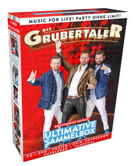ULTIMATIVE GRUBERTALER SAMMELBOX