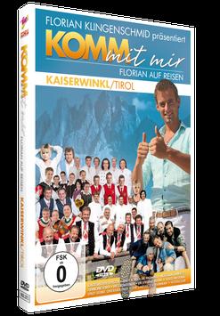 DVD - Komm mit mir - Florian auf Reisen