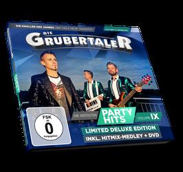 CD/DVD - DELUXE EDITION - DIE GRÖSSTEN PARTYHITS - VOLUME IX