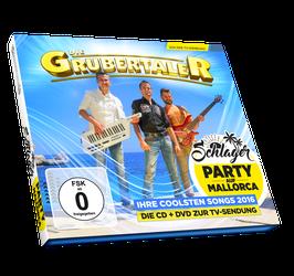 CD/DVD - Schlagerparty auf Mallorca - Digi Deluxe