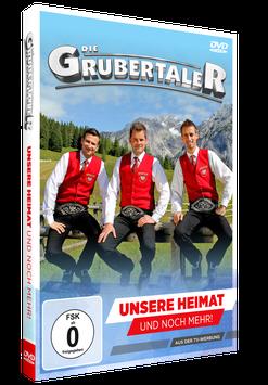 DVD - Unsere Heimat und noch mehr