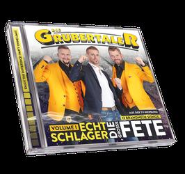 DIE GRUBERTALER  - ECHT SCHLAGER – DIE GROSSE FETE – VOLUME I