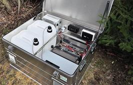 EFOY ProCube 2060A - COFFRE à PAC Pro800 ou Pro2400