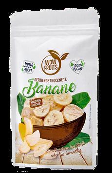Banane (gefriergetrocknet), 25 g