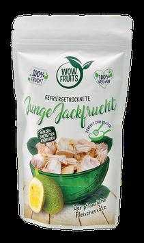 junge Jackfrucht (gefriergetrocknet), 25 g