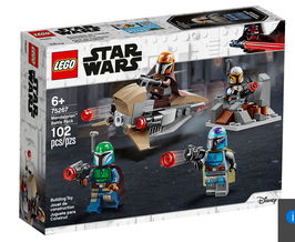 LEGO® STAR WARS Mandalorianer™ Battle Pack 75267