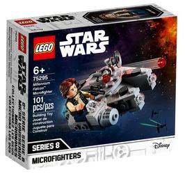 LEGO® STAR WARS Millennium Falcon Microfighter 75295