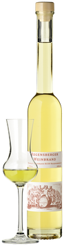 Weinbrand gelagert, 35 cl