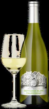 Sauvignon Blanc / Chardonnay 2018, AOC Zürich;  75cl