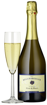 Mousseux Blanc de Blancs 2018;   75cl