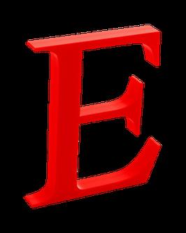 Acrylox 19mm Buchstaben