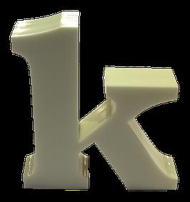 Acrylox 30 mm Buchstaben