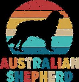 Autoaufkleber Australian Shepherd