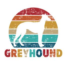 Autoaufkleber Greyhound