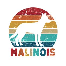 Autoaufkleber Malinois