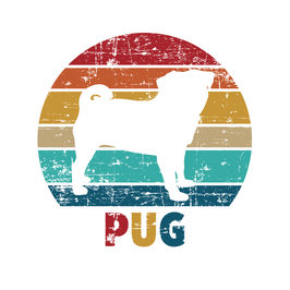 Adventure Bag - Pug