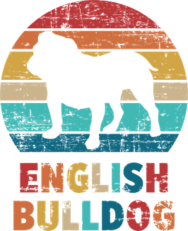 Autoaufkleber English Bulldog