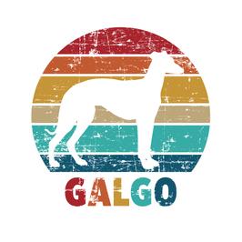 Autoaufkleber Galgo
