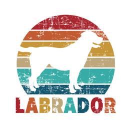 Autoaufkleber Labrador