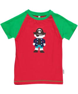 Maxomorra Shirt SS Pirate