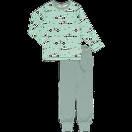 Meyadey/Maxomorra Pyjama LS Race Cars