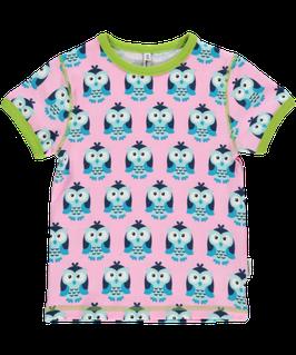 Maxomorra Shirt SS owl