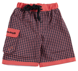 Ducksday Boardershorts Houndsthooth