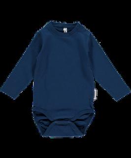 Maxomorra Body LS Basic Dark Blue