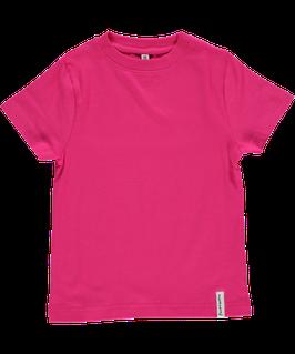 Maxomorra Shirt SS Cerise Basic