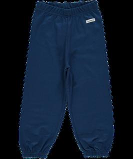 Maxomorra Pants Basic dark blue