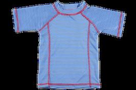 Ducksday T-Shirt Blue Stripe