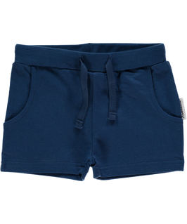 Maxomorra Shorts Basic Dark Blue