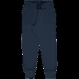 Maxomorra Sweatpants Navy
