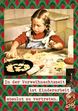 Kinderarbeit