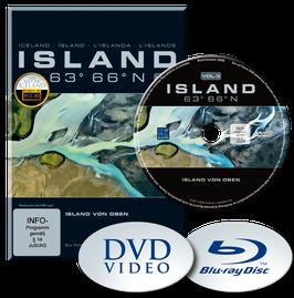ISLAND 63° 66° N - Vol. 3