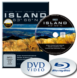 ISLAND 63° 66° N - Vol. 1