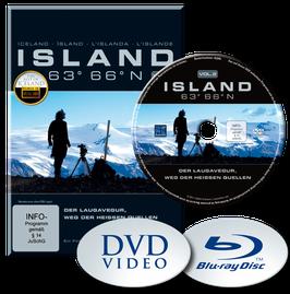 ISLAND 63° 66° N - Vol. 2