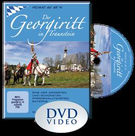 HEIMAT 46° 48° N - Der Georgiritt in Traunstein | DVD