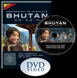 Asien | BHUTAN 26° 28° N - Königreich im Himalaya