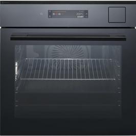 Einbaubackofen Steam Multifunktions-Ofen  Schwarz Spiegel EB6PL70K SP