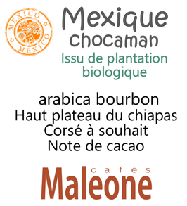 MEXIQUE AB CHOCAMAN