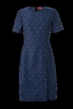 """Kleid """"EDELWEISS"""" blau"""