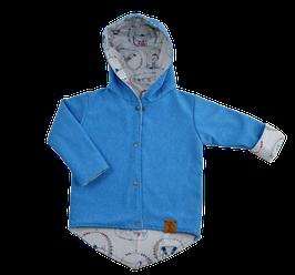 Softshell Blue Critter Sofort Lieferbar