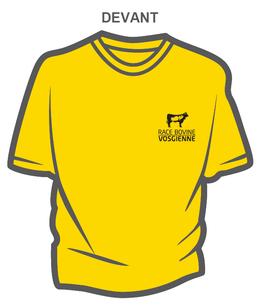 Tee-shirt enfants (inversé)