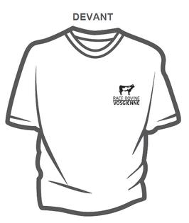 Tee-shirt Homme (inversé)