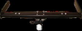 Attelage de remorque variable 12,5 kN avec jeu de câbles électriques et rallonge de châssis Iveco Daily