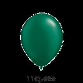 Qualatex-Rundballons Perl waldgrün