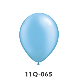 Qualatex-Rundballons Perl azure