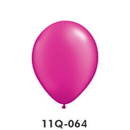 Qualatex-Rundballons Perl magenta